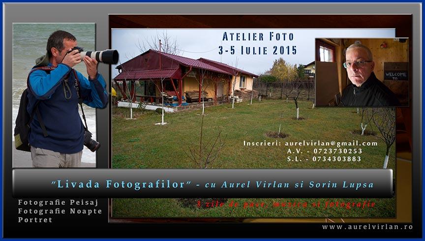 Afis Workshop Livada-Fotografilor 2015