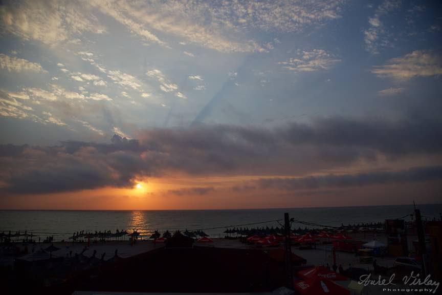 Rasarit de Soare in simfonia norilor pe muzica de Bolero.