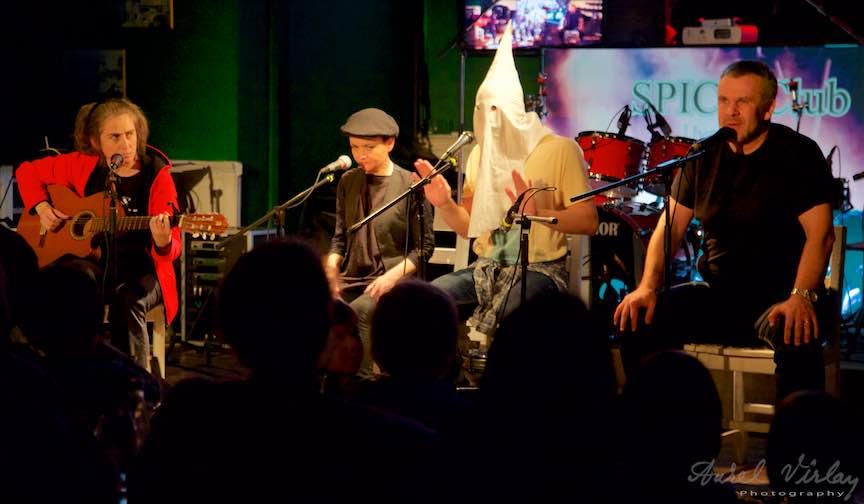 Fotografii Concert Apolodor Ada Milea la Spice Club.