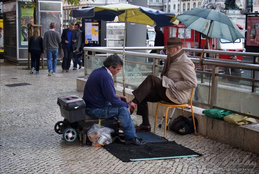 Instincutul de Fotojurnalist de strada imi da ghes si in Lisabona!