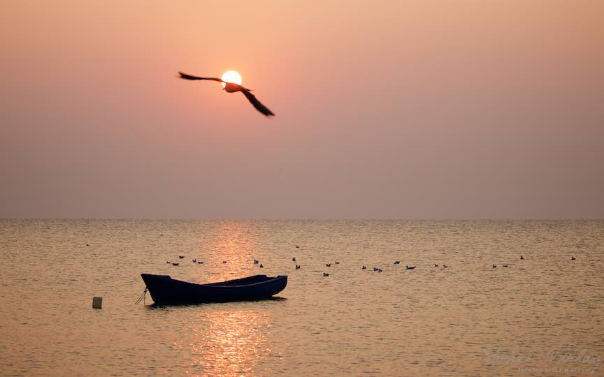 16-Vama-Veche-Pescarusul-barca-rasarit-soare-Fotografie-Aurel-Virlan